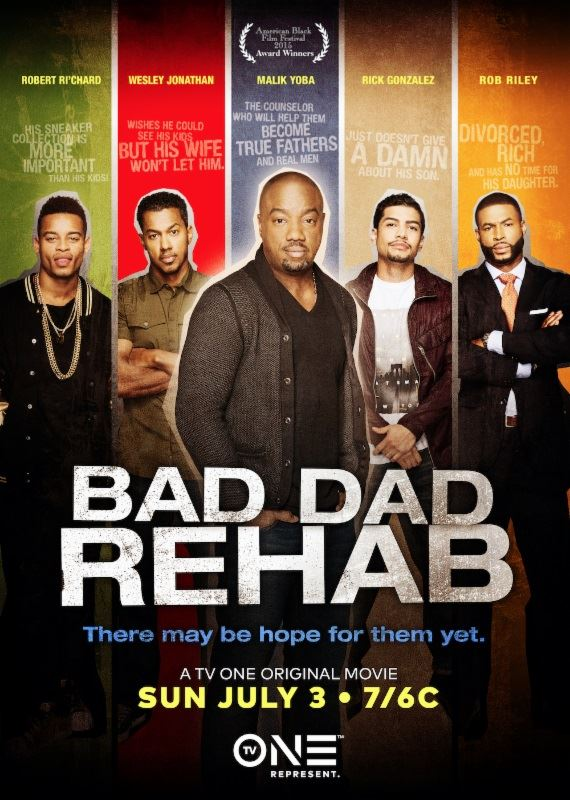 Bad Dad Rehab Promo- C Harper covers media teleconference