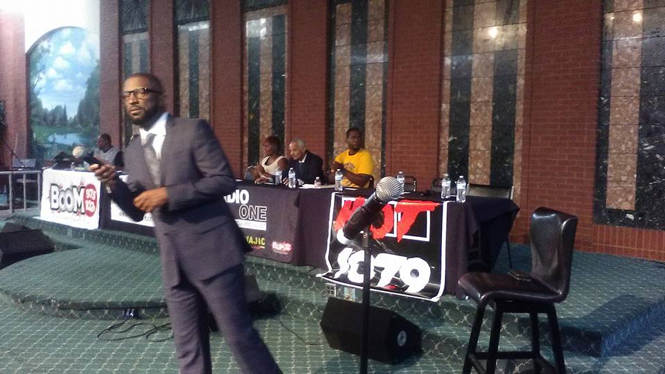Rickey Smiley host Radio One Race Relations Event